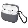 Airpods Pro Silicon case Dark Grey (in box) мал.1