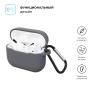 Airpods Pro Silicon case Dark Grey (in box) рис.2