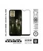 Защитное стекло ArmorStandart Icon для Samsung A01 (A015) Black рис.2