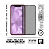 Защитное стекло ArmorStandart Icon 3D Anti-spy для Apple iPhone 11 Pro/XS/X Black рис.2