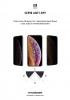 Защитное стекло ArmorStandart Icon 3D Anti-spy для Apple iPhone 11 Pro/XS/X Black рис.4