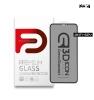 Защитное стекло ArmorStandart Icon 3D Anti-spy для Apple iPhone 11/XR Black рис.1