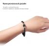 Кабель Armorstandart Lightning Portable Wrist Band Leather Cord Round 22,5cm Black рис.2