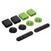 Набор органайзеров ArmorStandart Smart House 10 шт. black/green (CC-957, CC-942, CC-922) рис.1