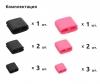 Набор органайзеров ArmorStandart Smart Admin 12 шт. black/pink (CC-921, CC-922, CC-923) рис.3