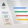 Защитное стекло Armorstandart Full Glue для Samsung A11 (A115)/M11 (M115) Black (ARM56262-GFG-BK) рис.5