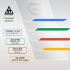 Защитное стекло Armorstandart Full Glue Curved для Samsung S20+ Black (ARM56275-GFG-BK) мал.5