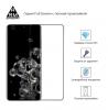Защитное стекло Armorstandart Full Glue Curved для Samsung S20 Ultra Black (ARM56276-GFG-BK) мал.2