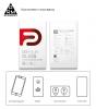 Защитное стекло Armorstandart Full Glue для Huawei P40 Lite Black (ARM56463-GFG-BK) рис.7