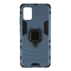 Iron case for Samsung A51 (A515) Dark Blue рис.1