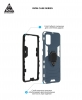 Iron case for Samsung A51 (A515) Dark Blue рис.2