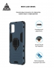 Iron case for Samsung A51 (A515) Dark Blue рис.3