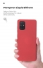 Панель ArmorStandart ICON Case for Samsung A71 (A715) Red (ARM56345) рис.7