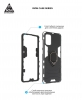 Iron case for Samsung A71 (A715) Black мал.2