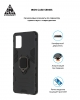 Iron case for Samsung A71 (A715) Black мал.3