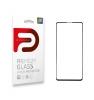 Защитное стекло Armorstandart Full Glue Curved для Xiaomi Mi Note 10 Lite Black (ARM56490-GFG-BK) мал.1