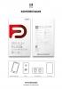 Защитное стекло Armorstandart Icon для Huawei P40 lite e Black (ARM56466-GIC-BK) мал.5
