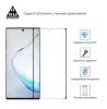 Защитное стекло Armorstandart Full Glue Curved для Samsung Note 10 Black (ARM56607-GFG-BK) мал.2