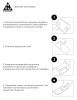 Защитное стекло Armorstandart Full Glue Curved для Samsung Note 10 Black (ARM56607-GFG-BK) мал.6