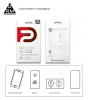 Защитное стекло Armorstandart Full Glue Curved для Huawei P40 Pro Black (ARM56480-GFG-BK) рис.6