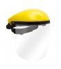 Защитный щиток для лица ArmorStandart прозрачный yellow рис.1