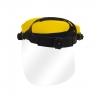 Защитный щиток для лица ArmorStandart прозрачный yellow рис.2