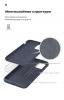 Панель ArmorStandart ICON Case for Apple iPhone SE 2020/8/7 Dark Blue рис.6