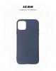 Панель ArmorStandart ICON Case for Apple iPhone 11 Dark Blue (ARM56702) рис.3