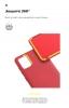 Панель ArmorStandart ICON Case for Apple iPhone 11 Pro Max Red (ARM56710) рис.5