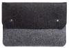Чехол для ноутбука Gmakin для Macbook Air/Pro 13,3 черно-серый (GM05) рис.2