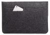 Чехол для ноутбука Gmakin для Macbook Air/Pro 13,3 черно-серый (GM05) рис.3