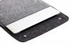 Чехол для ноутбука Gmakin для Macbook Air/Pro 13,3 черно-серый (GM05) рис.4