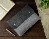 Чехол для ноутбука Gmakin для Macbook Air/Pro 13,3 черно-серый (GM05) мал.6