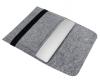 Чехол для ноутбука Gmakin для Macbook Air/Pro 13,3 светло-серый, горизонтальный, на резинке (GM15) рис.3