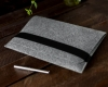 Чехол для ноутбука Gmakin для Macbook Pro 13 New светло-серый, горизонтальный, на резин (GM15-13New) мал.9