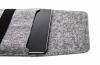 Чехол для планшета Gmakin для iPad 9.7/10.5 светло-серый, горизонтальный, на резинке (GT03) мал.6