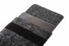 Чехол для планшета Gmakin для iPad 9.7/10.5 темно-серый, вертикальный, на резинке (GT05) мал.6
