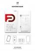 Защитное стекло Armorstandart Icon для Huawei Y6p Black (ARM56792-GIC-BK) мал.5
