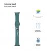 Armorstandart Sport Band (3 Straps) для Apple Watch 38/40 mm Pine Green (ARM56844) мал.2