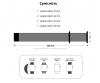 Armorstandart Sport Band (3 Straps) для Apple Watch 42/44 mm Pine Green (ARM56845) мал.4