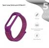 Ремешок нейлоновый ArmorStandart для Xiaomi Mi Band 6/5 Purple мал.2