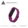 Ремешок нейлоновый ArmorStandart для Xiaomi Mi Band 6/5 Purple мал.4