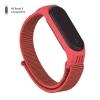Ремешок нейлоновый ArmorStandart для Xiaomi Mi Band 6/5 Red мал.1