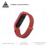 Ремешок нейлоновый ArmorStandart для Xiaomi Mi Band 6/5 Red мал.4
