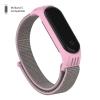 Ремешок нейлоновый ArmorStandart для Xiaomi Mi Band 6/5 Pink мал.1