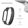 Ремешок Armorstandart Metal Band для Xiaomi Mi Band 5 Black рис.2