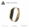 Ремешок Armorstandart Metal Band для Xiaomi Mi Band 5 Vintage Gold рис.4
