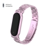 Ремешок Armorstandart Metal Band для Xiaomi Mi Band 5 Rose Gold рис.1
