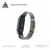 Ремешок Armorstandart Milanese Magnetic Band для Xiaomi Mi Band 6/5 Khaki Green мал.4