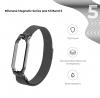Ремешок Armorstandart Milanese Magnetic Band для Xiaomi Mi Band 5 Black рис.2